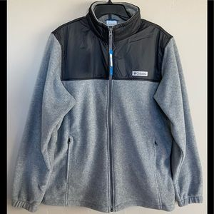 NEW Columbia Mount Grand Men's Fleece Jacket L,XL
